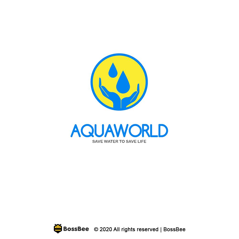 AquaWorld   Logo