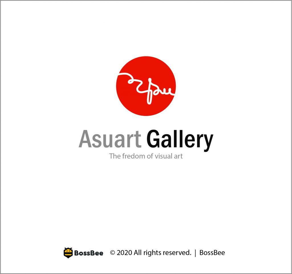 AsuArt Gallery   Logo