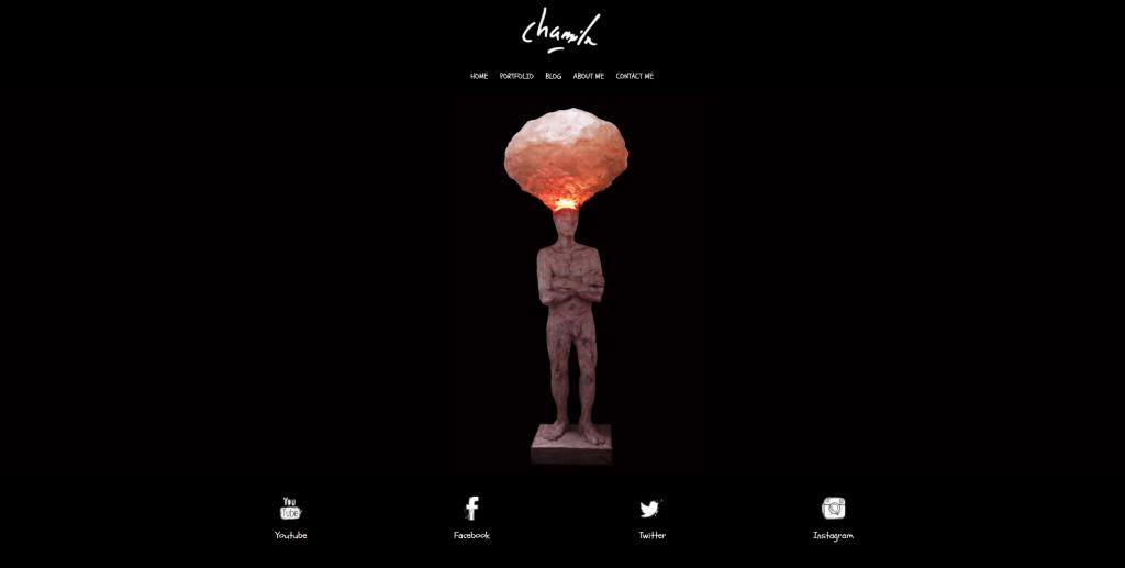 Chamila Gamage | Portfolio Website