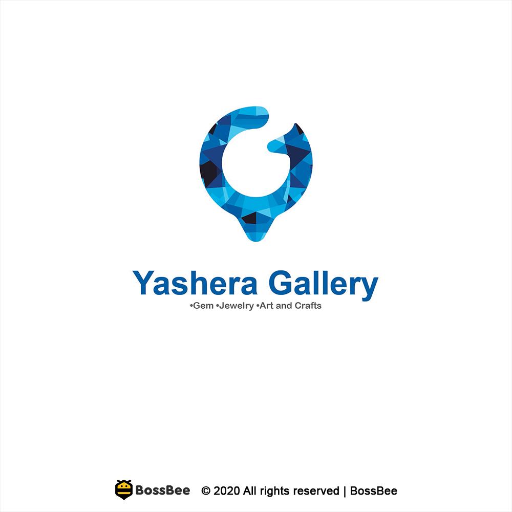Yashera Gallery | Logo